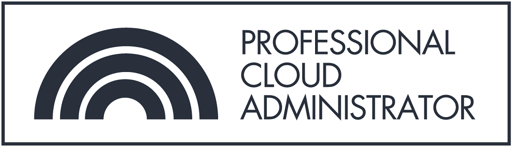 Profressional Cloud Administrator